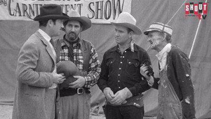 The Gene Autry Show: S4 E8 - The Carnival Comes West