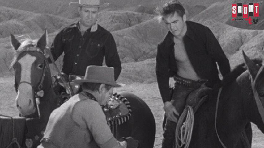The Gene Autry Show: S4 E10 - Outlaw Of Blue Mesa