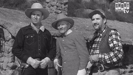 The Gene Autry Show: S4 E11 - Civil War At Deadwood