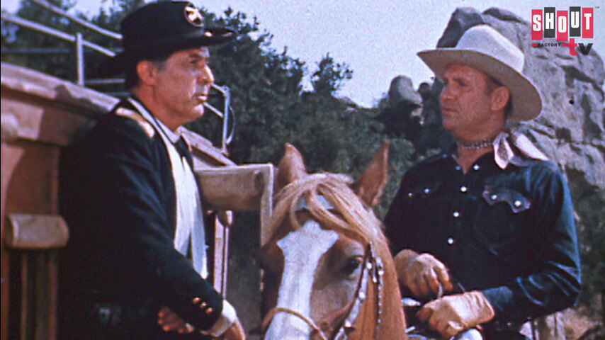 The Gene Autry Show: S5 E2 - The Stage To San Dimas