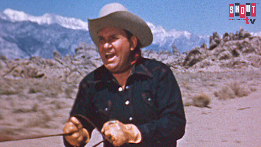 The Gene Autry Show: S5 E5 - The Golden Chariot
