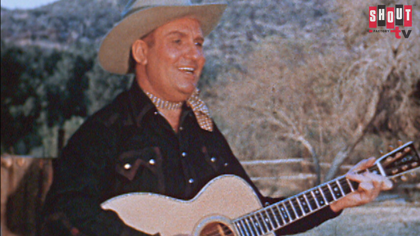 The Gene Autry Show: S5 E7 - Ghost Ranch