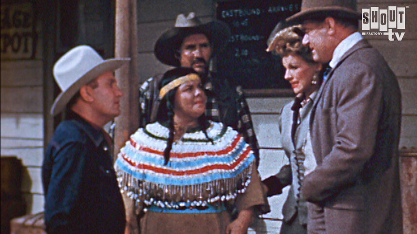 The Gene Autry Show: S5 E8 - Go West, Young Lady