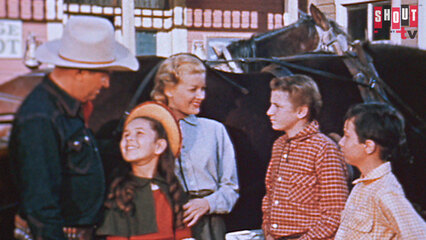 The Gene Autry Show: S5 E12 - The Rangerette