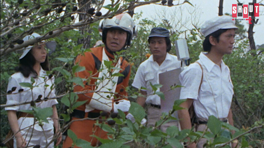 Return Of Ultraman: S1 E9 - Monster Island S.O.S.