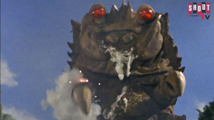 Return Of Ultraman: S1 E22 - Leave This Monster To Me