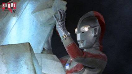 Return Of Ultraman: S1 E35 - Cruel! Light Monster Prisma