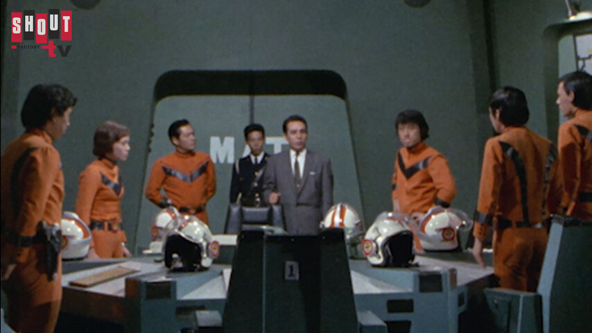 Return Of Ultraman: S1 E36 - Banish The Night
