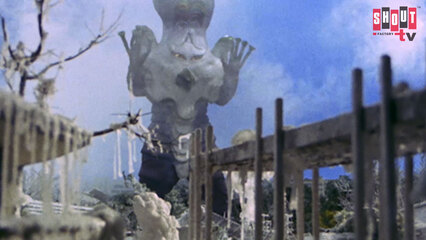 Return Of Ultraman: S1 E39 - Winter Horror Series – Twentieth Century Abominable Snowman