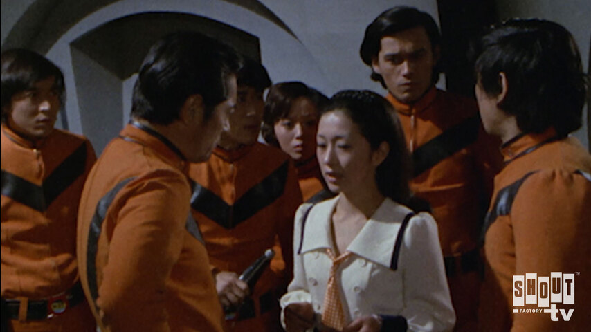 Return Of Ultraman: S1 E50 - Invitation From Hell