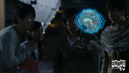 Ultraman Orb The Origin Saga: S1 E8 - Vibrations