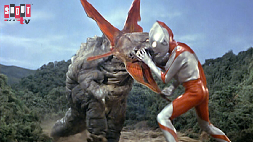 Ultraman: S1 E9 - Lightning Operation