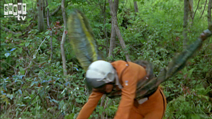 Ultraman: S1 E8 - The Monster Anarchy Zone