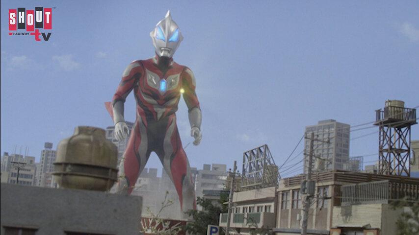 Ultraman Geed: S1 E5 - Partners