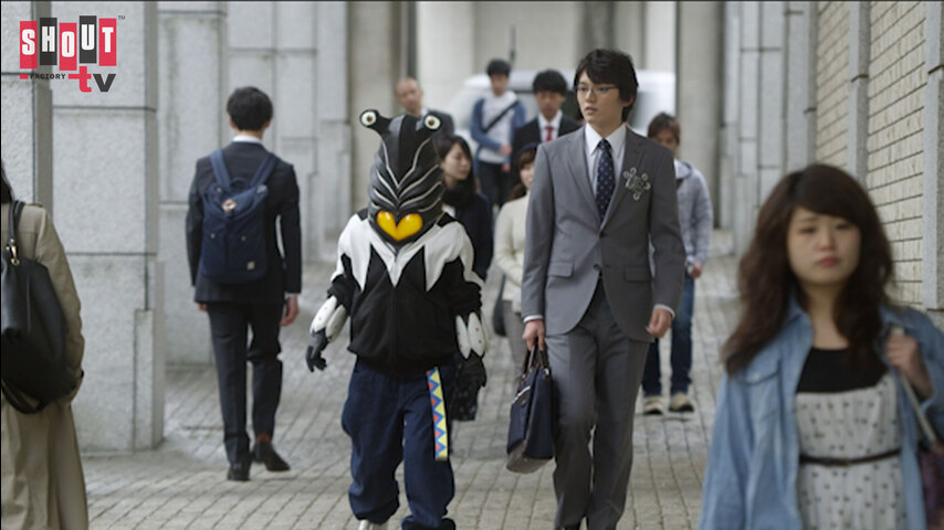 Ultraman Geed: S1 E6 - So That I Can Be Me