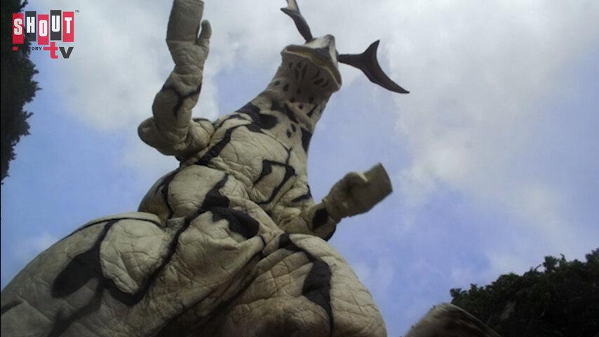 Ultraman Geed: S1 E4 - A Job Where You Investigate Aliens