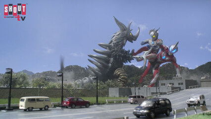 Ultraman Geed: S1 E9 - The Sword Of An Oath