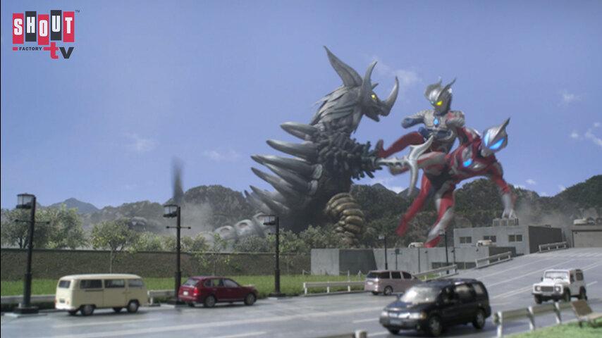 Ultraman Geed: S1 E9 - The Sword Of An Oath