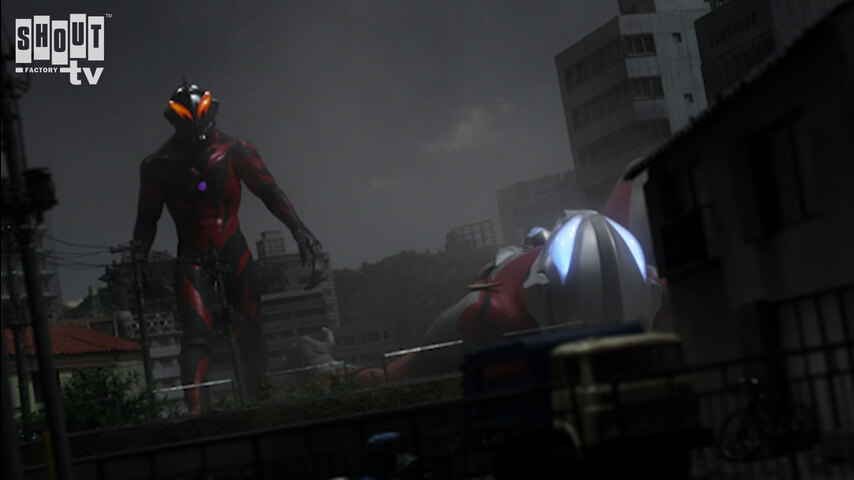 Ultraman Geed: S1 E16 - The First Day Of The End Of The World