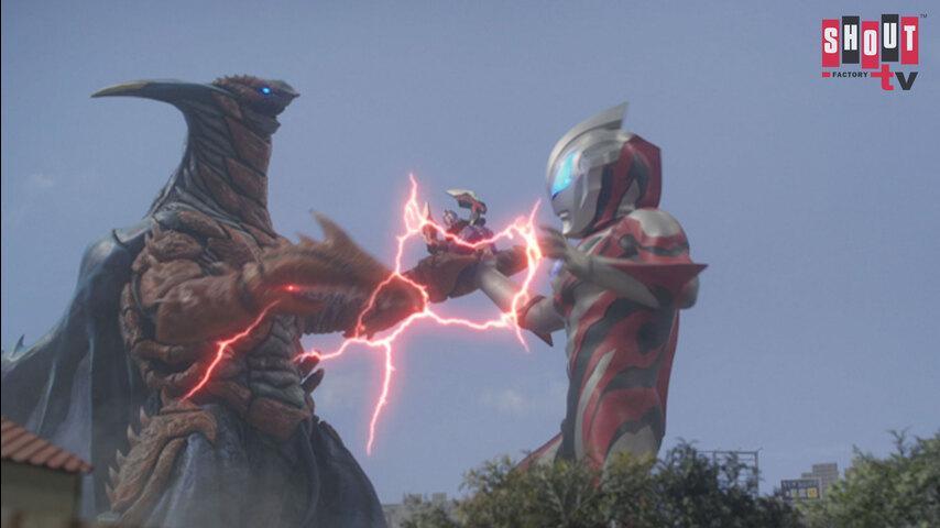 Ultraman Geed: S1 E15 - Child Of Battle