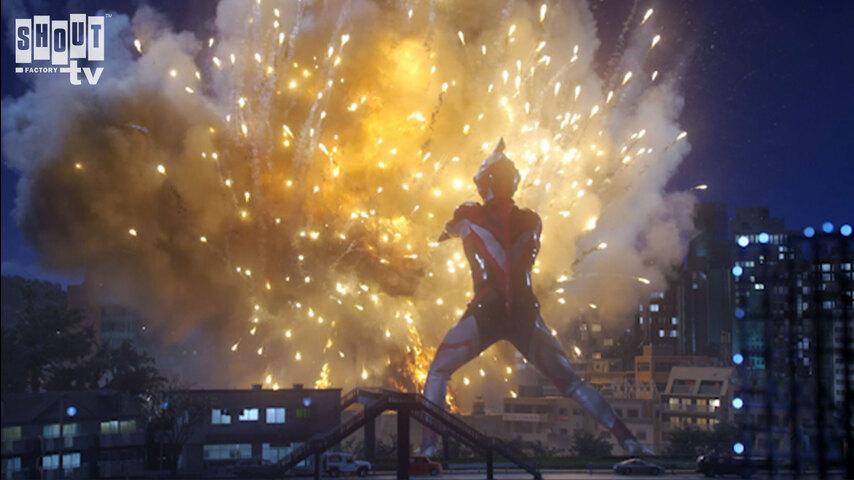 Ultraman Geed: S1 E13 - Restore Memories