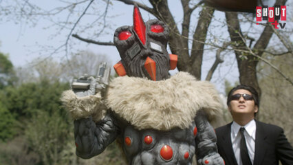 Ultraman Orb: S1 E6 - The Forbidden Forest