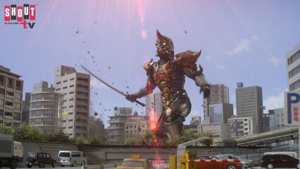 Ultraman Orb: S1 E19 - The Demon Inside Of Me