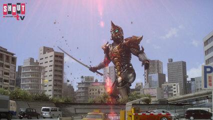 Ultraman Orb: S1 E19 - The Demon Inside Of Me