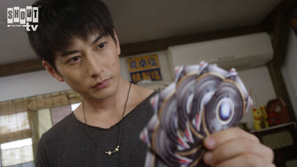 Ultraman Orb: S1 E13 - Cleanup Of The Heart