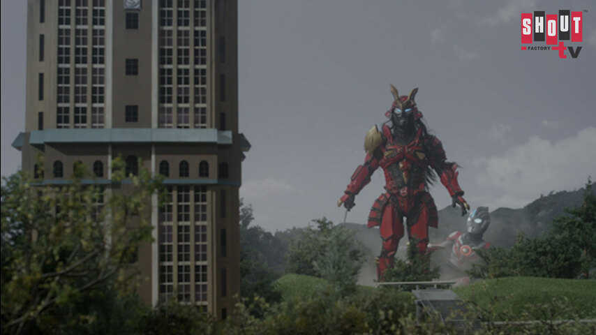 Ultraman Orb: S1 E15 - Never Say Never