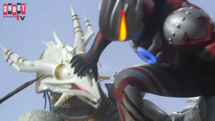Ultraman Orb: S1 E23 - The Blade Of Darkness
