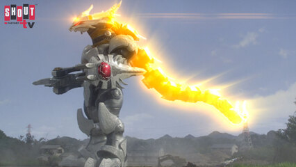 Ultraman Orb: S1 E22 - The Unmarked Café