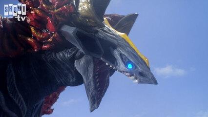 Ultraman Orb: S1 E24 - The Giga Lord Monster Strikes Back