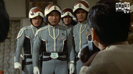 Ultraseven: S1 E7 - Space Captive 303