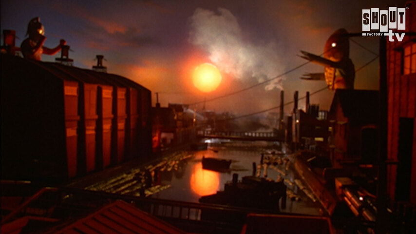 Ultraseven: S1 E8 - The Marked Town