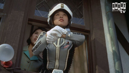Ultraseven: S1 E10 - The Suspicious Neighbor