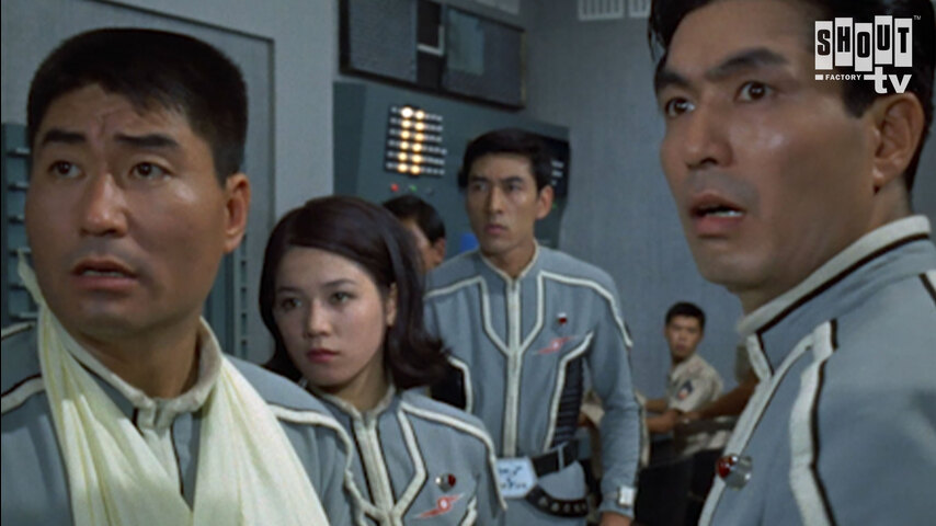 Ultraseven: S1 E1 - The Invisible Challenger