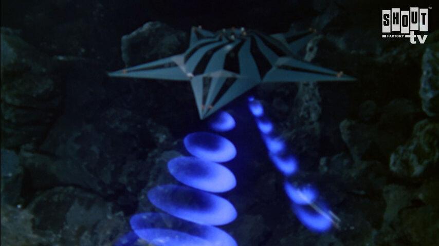 Ultraseven: S1 E21 - Pursue The Undersea Base!