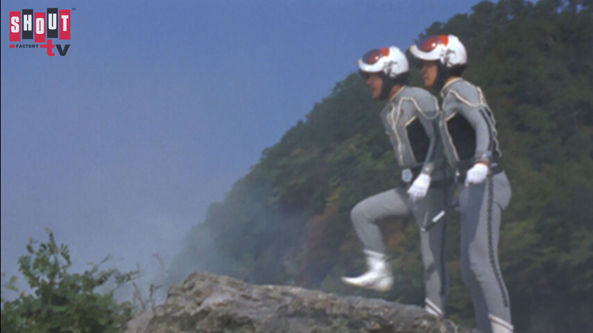 Ultraseven: S1 E13 - The Man Who Came From V3