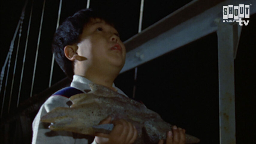 Ultraseven: S1 E16 - The Eye That Shines In The Darkness