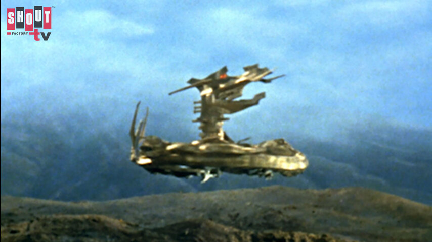 Ultraseven: S1 E11 - Fly To Devil Mountain