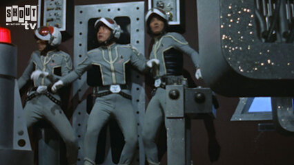 Ultraseven: S1 E32 - The Strolling Planet