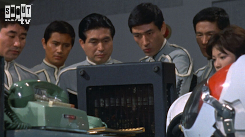 Ultraseven: S1 E36 - A Lethal 0.1 Seconds