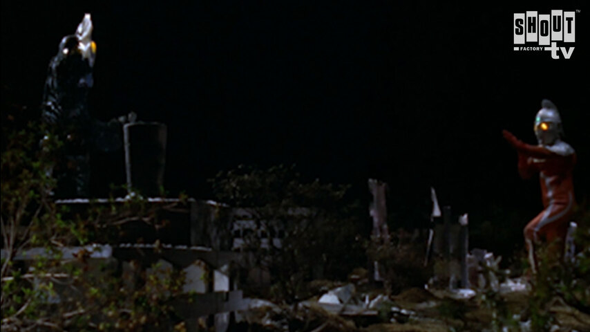 Ultraseven: S1 E29 - The Earthling All Alone