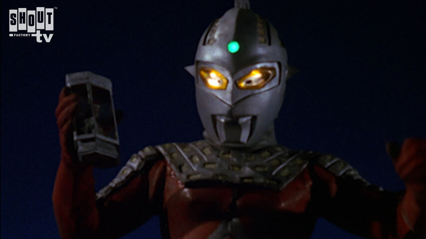Ultraseven: S1 E49 - The Biggest Invasion In History, Part 2