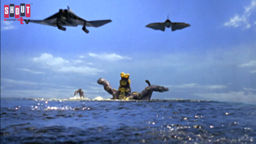 Ultraseven: S1 E41 - Challenge From Underwater