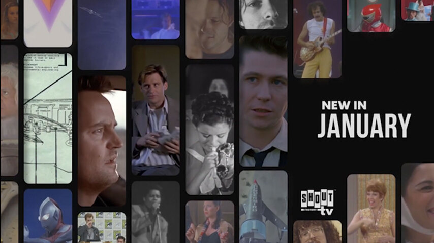 See What's Streaming in January on Shout! Factory TV