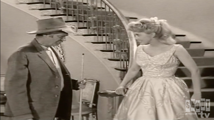 The Beverly Hillbillies: S1 E6 - Trick Or Treat