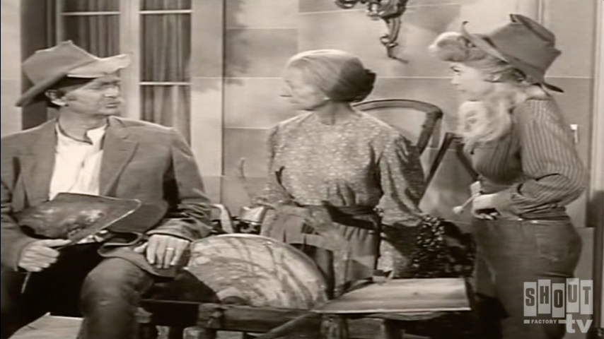 The Beverly Hillbillies: S1 E7 - The Servants
