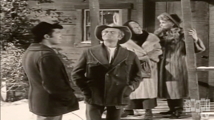 The Beverly Hillbillies: S1 E14 - No Place Like Home